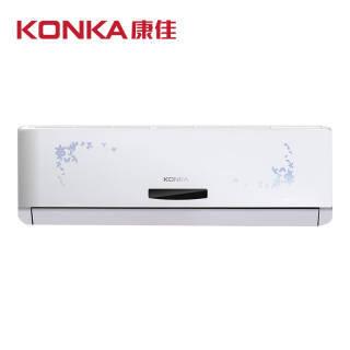 康佳(KONKA) KFR-23GW/DYG01-E3 壁挂式空调 小1匹 1298元