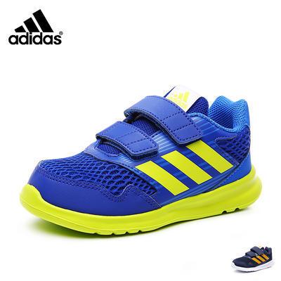 3日0点: adidas 阿迪达斯 儿童运动鞋 80.7元包邮