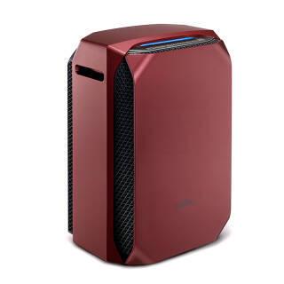 富士通(fujitsu)空气净化器ACSQ180D-R 无耗材加湿型静音办公家用新国标除甲醛F4 除雾霾 P4 金属红 1999元