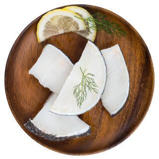 我爱渔 冷冻新西兰银鳕鱼块 MSC认证 250g 宝宝辅食 独立小袋装 共5袋 自营海鲜水产 129元