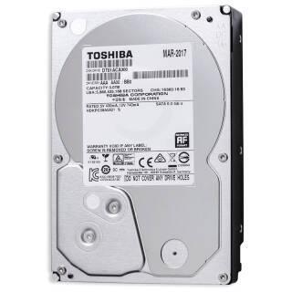 东芝(TOSHIBA) DT01ACA300 7200转 64M SATA3 机械硬盘 3TB 469元