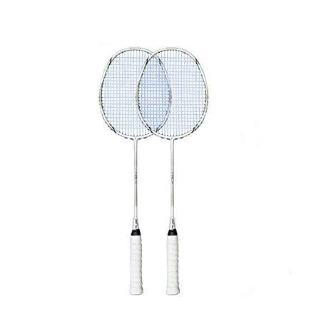 FURRA 世纪曙光 官方正品碳纤维羽毛球拍成人青少年儿童比赛两支装球拍 139元