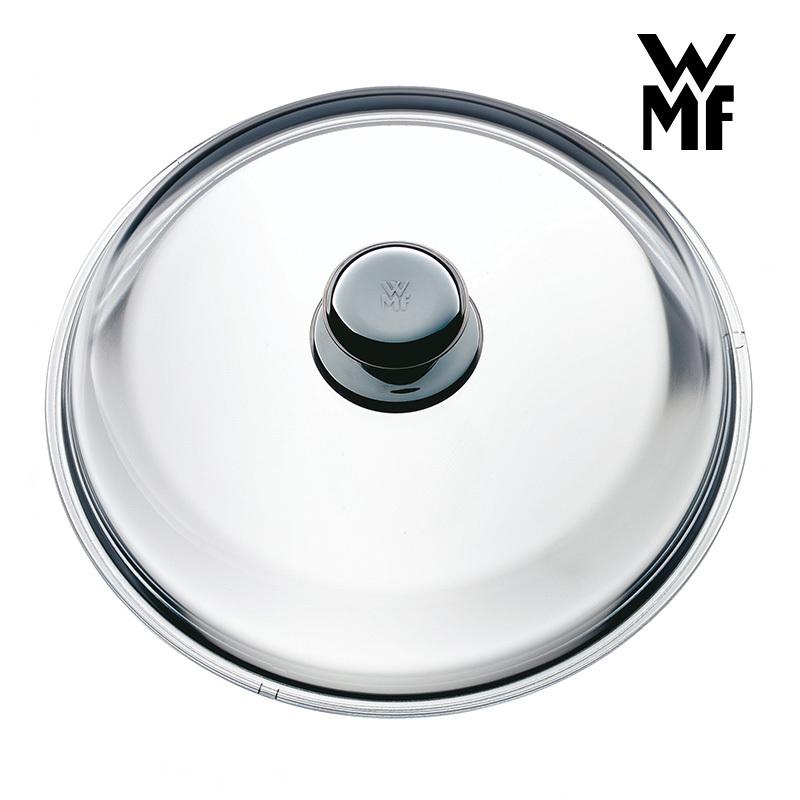 德国WMF福腾宝家用不粘煎炒锅透明玻璃锅盖汤蒸锅锅具配件24cm 269元