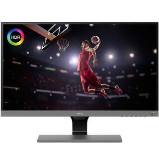 明基(BenQ)EW277HDR 27英寸真爽屏ProHDR10 DCI-P3智慧调光爱眼显示器显示屏(HDMI/VGA接口) 1449元