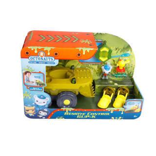 海底小纵队(OCTONAUTS)益智玩具 短吻鳄艇遥控套装 DKC07 199元