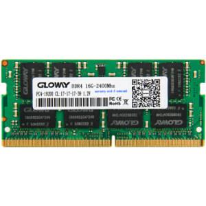GLOWAY 光威 战将 16GB DDR4 2400 笔记本内存条 449元包邮