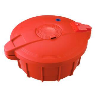 膳魔师(THERMOS) 小型微波炉压力锅 2.2L+凑单品 251.1元