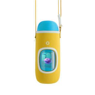 Gululu 儿童智能水杯 京东自营 水杯套黄色(杯套不含水杯)+凑单品 46.6元
