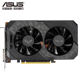 华硕 (ASUS) TUF-GeForce GTX1660TI-O6G-GAMING 1500-1845MHz 192bit 电竞特工系列 游戏电竞专业显卡 6G 2099元