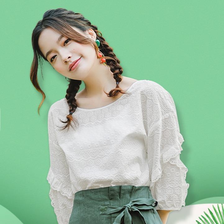 当当网商城 14日0点:茵曼超级品牌日 夏末清仓1~3折