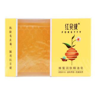 红贝缇(foretty)蜂蜜润肤精油皂120g *5件 54.5元(合10.9元/件)