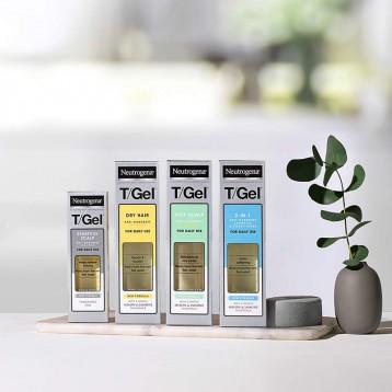 Neutrogena 露得清 T-Gel 控油去屑洗发水 250ml 亚马逊海外购 3.3折 直邮中国 ¥56.24