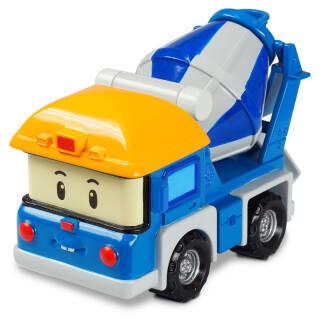 Silverlit 银辉 珀利POLI 汽车玩具 动漫周边 米奇混凝土车 *4件 132元(合33元/件)