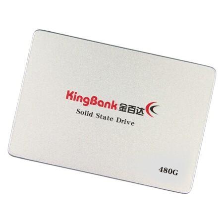 KINGBANK 金百达 KP330 SATA3 固态硬盘 480GB 265元包邮 ¥265