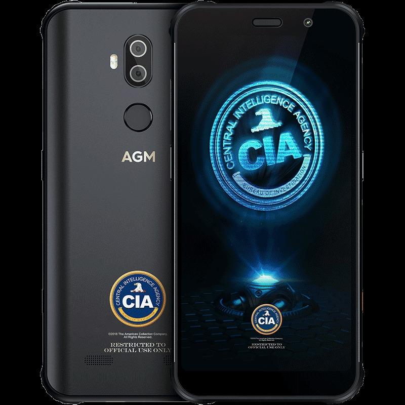 AGM X3CIA 定制版三防智能手机 8GB 64GB 3599元