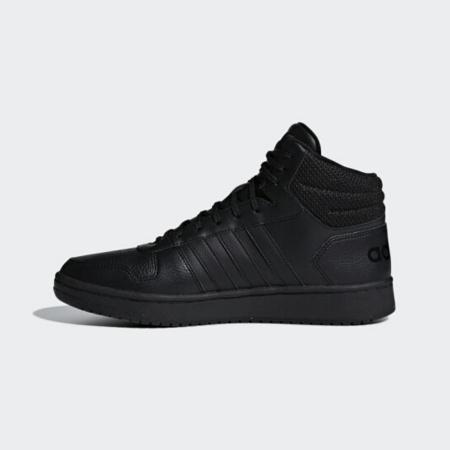 19日0点:adidas 阿迪达斯 neo HOOPS 2.0 MID 男士休闲运动鞋 226元包邮(前800件) ¥226