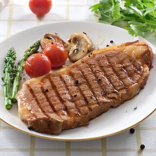 雪菲 澳洲安格斯西冷牛排250g/袋 谷饲150天牛肉进口原切厚切 健身食材 生鲜 *4件 152.80元(合38.2元/件)