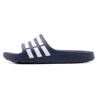阿迪达斯 ADIDAS 中性 游泳系列 DURAMO SLIDE 运动 凉拖鞋 G15892 42码 UK8码 129元