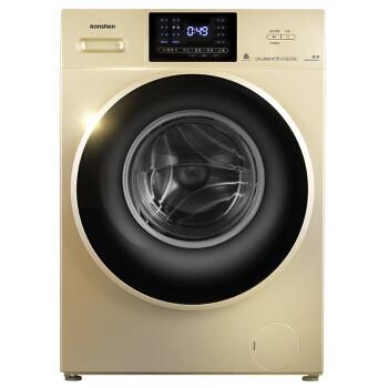 Ronshen 容声 RG80D1426ABYG 8公斤 全自动 滚筒洗衣机 1569元包邮(需用券) ¥1569