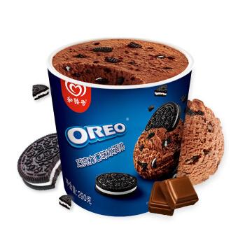 京东PLUS会员:WALL'S 和路雪 OREO 冰淇淋 巧克力口味 290g *8件 79.28元(双重优惠) ¥79