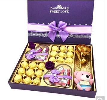 ¥49.9 德芙巧克力礼盒装