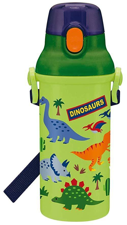 Skater斯凯达儿童用水壶 480ml 恐龙系列 日本制造 PSB5SAN 73.97元