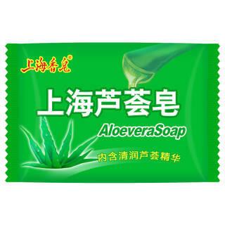 上海香皂 芦荟皂 85g 1.45元