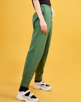 LED'IN 乐町 CWBF81539 女士运动裤卫衣套装 低至62.91元包邮