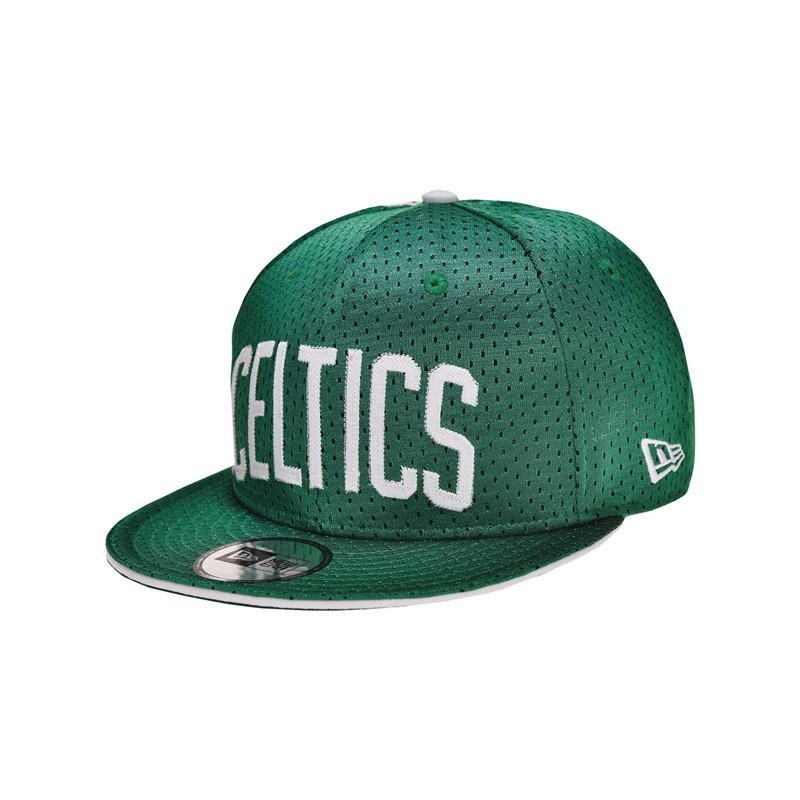 NBA-New Era 凯尔特人队潮帽时尚篮球运动球裤系列棒球帽 可调节 299元