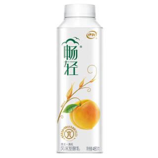 伊利 畅轻 风味发酵乳 燕麦+黄桃口味 450g *17件 102.1元(合6.01元/件)