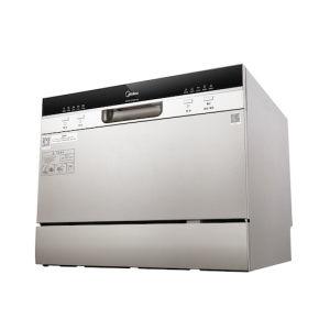 1日0点: Midea 美的 WQP6-3602A-CN 台嵌两用 洗碗机 1499元包邮