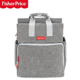 费雪(Fisher-Price) 多功能大容量妈咪包  券后98元包邮