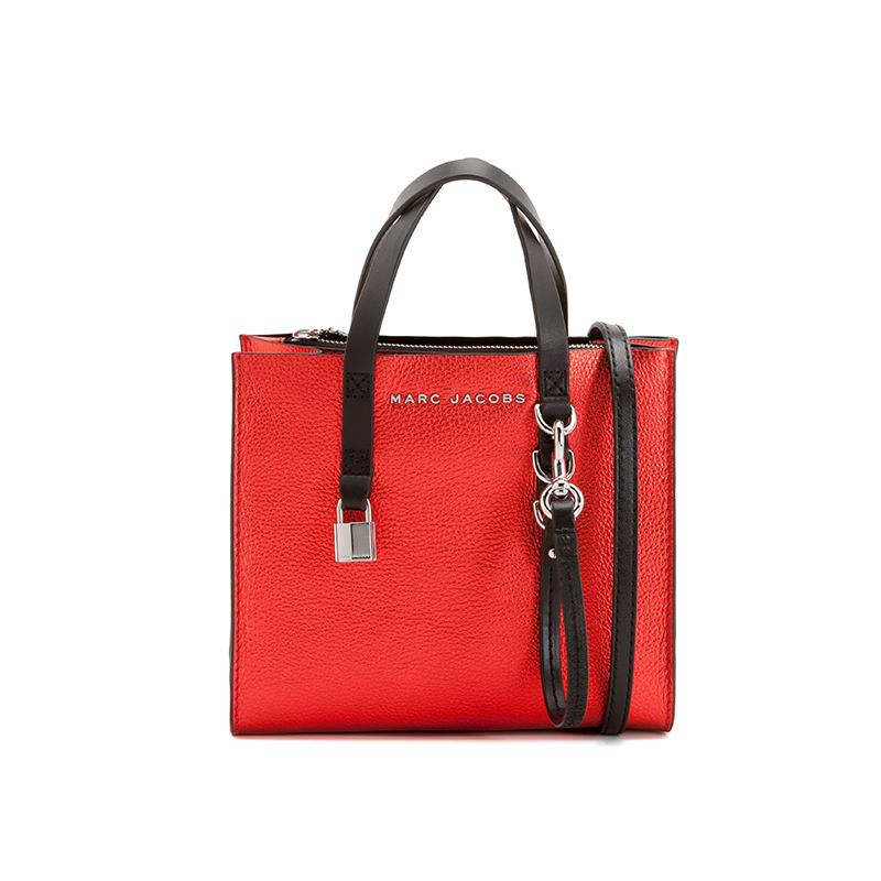 Marc Jacobs女士金属色单肩斜挎手提包包时尚 M0014084  券后1253.05元包邮