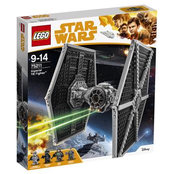 网易考拉黑卡会员: LEGO 乐高 星球大战系列 75211 帝 440.64元包邮包税