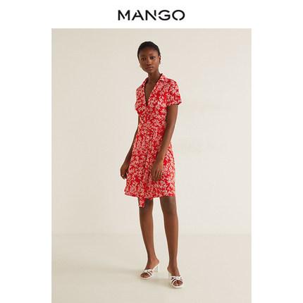MANGO 43053735 连衣裙 99元