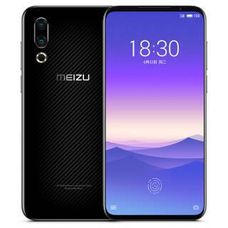 魅族(MEIZU) 16s 智能手机 6GB+128GB 碳纤黑 2599元