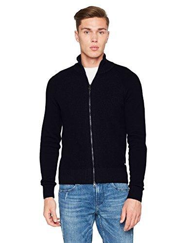 ¥432.9 限M码,Boss Orange Asmaren 男士羊毛混纺针织外套