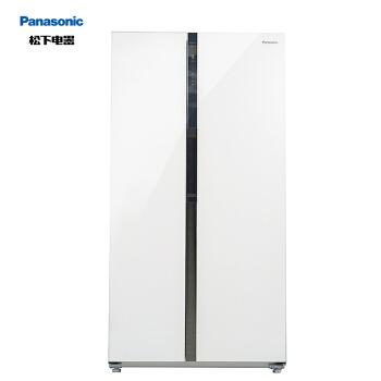 8日0点:Panasonic 松下 NR-EW58G1-XW 570升 对开门冰箱 4490元包邮 ¥4490