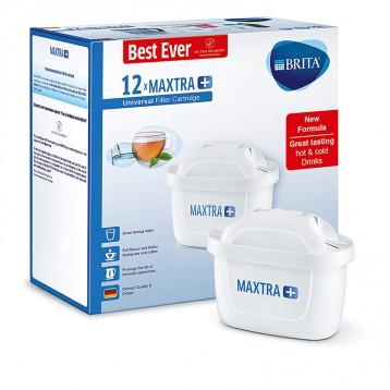 BRITA 碧然德 Maxtra 滤水壶滤芯 白色 12个装 亚马逊海外购 5.1折 直邮中国 ¥302.7