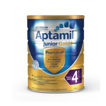 移动端: Aptamil 爱他美 金装 婴幼儿奶粉 4段 900g 217元包邮