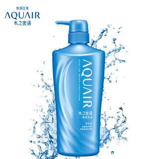 AQUAIR 水之密语 净澄水活 护发素 600ml *3件+凑单品 90.9元(合30.3元/件)