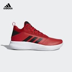 15日0点: adidas 阿迪达斯 FBP99 CF Ilation 2.0 Mid 男子篮球鞋 224元