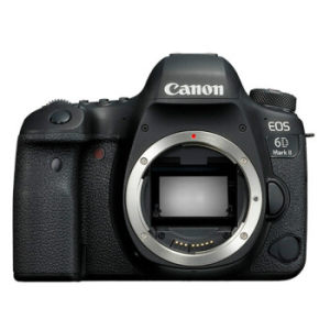 Canon 佳能 EOS 6D Mark II 全画幅单反相机 8479元