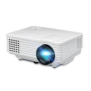 瑞格尔(Rigal)RD-805 投影仪 投影机家用(HDMI高清接口 U盘直读 高颜娱乐微投 小型家庭影院) 198.3元