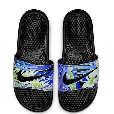 NIKE 耐克 Benassi JDI Print 618919 女子拖鞋 129元包邮(需用券) ¥129