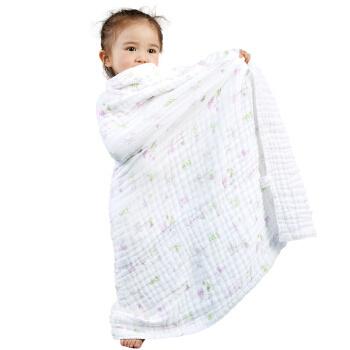 misslele 米乐鱼 新生婴儿浴巾 100*80cm 34.5元包邮 ¥35