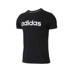 天猫 adidas 阿迪达斯 DW7911 男士运动T恤 69元包邮(需用券)