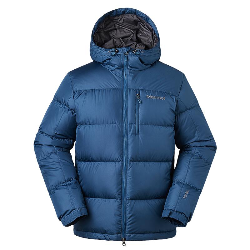 土拨鼠(Marmot) 700蓬 羽绒服 L73060 999元