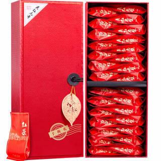忆品天香英红九号红茶茶叶英德红茶一级工夫红茶独立泡袋精美礼盒装 58元