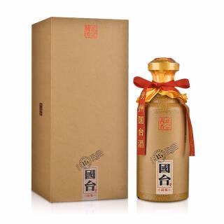 国台 53度品鉴15 酱香型白酒 500ml 单瓶 *2件 396元(合198元/件)